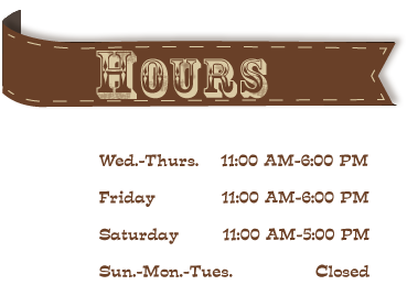 West World Store Hours